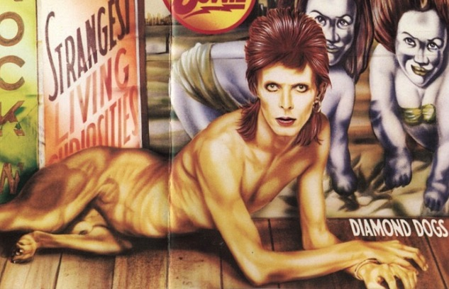 Diamond Dogs. Guy Peellaert