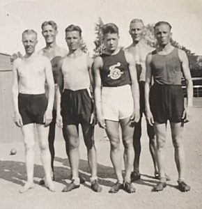 My grandfather, 3rd from L.